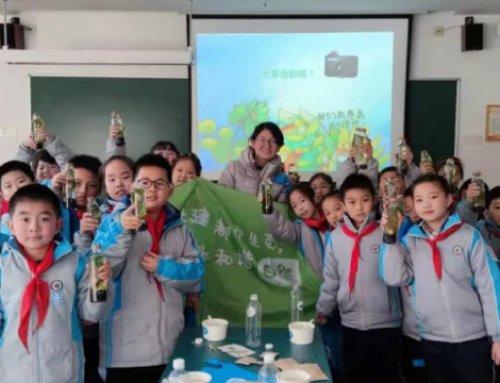 由土及水,由近及远——长江路小学黑金土堆肥、水生态知识科普讲座活动记录